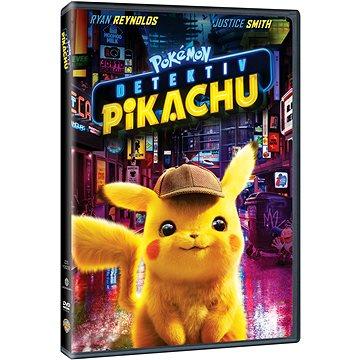 Pokémon: Detektiv Pikachu - DVD - Film na DVD