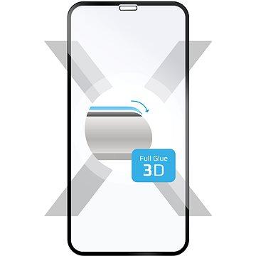FIXED 3D Full-Cover pro Apple iPhone X/XS/11 Pro černé - Ochranné sklo