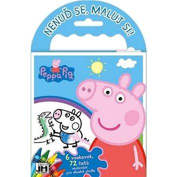 Nenuď se, maluj si! Peppa Pig - Kreativní sada