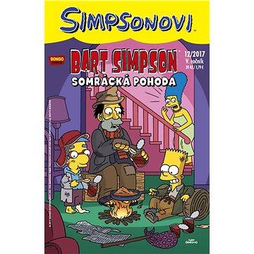 Bart Simpson Somrácká pohoda - Kniha