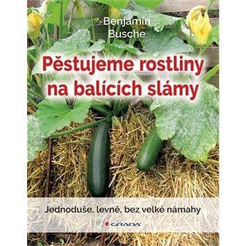 Pěstujeme rostliny na balících slámy: Jednoduše, levně, bez velké námahy - Kniha