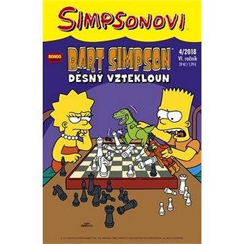 Bart Simpson Děsný vztekloun: 4/2018 - Kniha