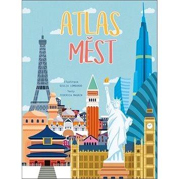 Atlas měst - Kniha