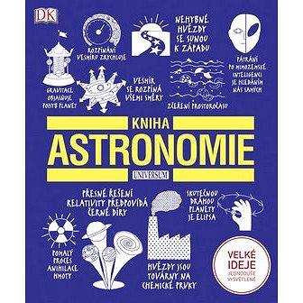 Kniha astronomie - Kniha