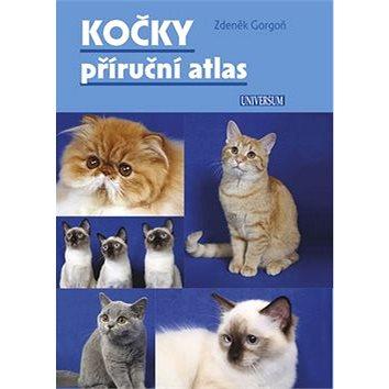 Kočky Příruční atlas - Kniha