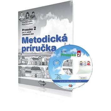 Metodická príručka Prvouka 2 + CD: pre 2. ročník základných škôl - Kniha