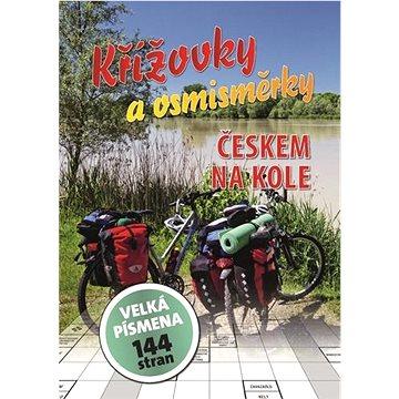 Křížovky a osmisměrky Českem na kole: Velká písmena - Kniha