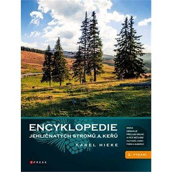 Encyklopedie jehličnatých stromů a keřů - Kniha