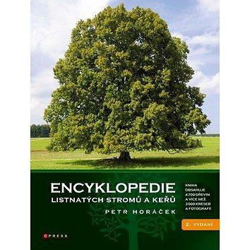 Encyklopedie listnatých stromů a keřů - Kniha