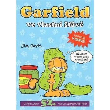 Garfield ve vlastní šťávě: č. 52