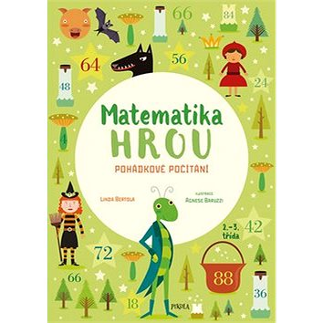 Matematika hrou Pohádkové počítání - Kniha