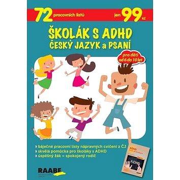 Školák s ADHD Český jazyk a psaní - Kniha