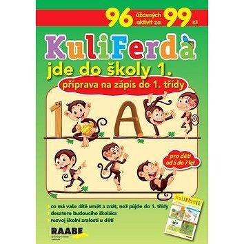 KuliFerda jde do školy 1.: Příprava na zápis do 1. třídy - Kniha