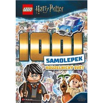 LEGO Harry Potter 1001 samolepek: Kouzelnický svět