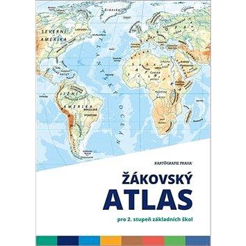 Žákovský atlas: pro 2. stupeň základních škol - Kniha