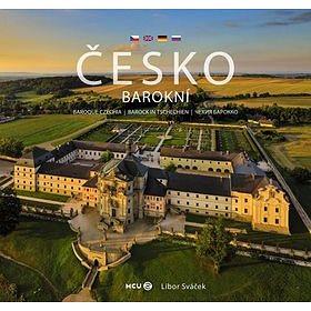 Česko barokní - Kniha