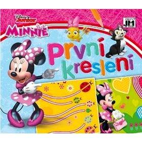 První kreslení Minnie - Kreativní sada