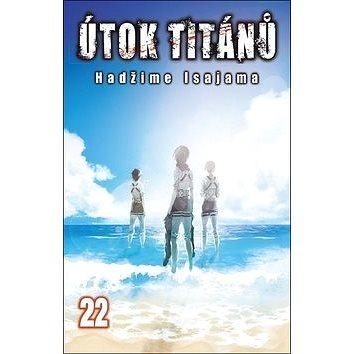 Útok titánů 22