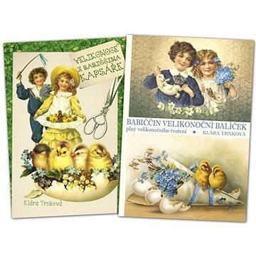 Velikonoce z babiččina kapsáře + Babiččin velikonoční balíček