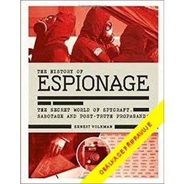Historie špionáže