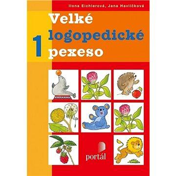 Velké logopedické pexeso 1 - Kniha