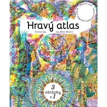 Hravý atlas - Kniha