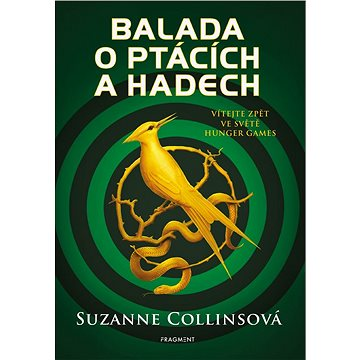 Balada o ptácích a hadech: Vítejte zpět ve světě Hunger Games