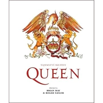 Tajemství skupiny Queen - Kniha