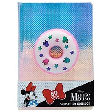 Notebook se squishy hračkou Donut - Zápisník