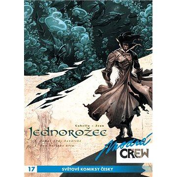 Modrá CREW 17 Jednorožec 3+4 - Kniha