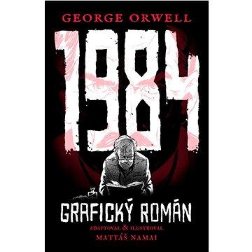 1984 Grafický román - Kniha