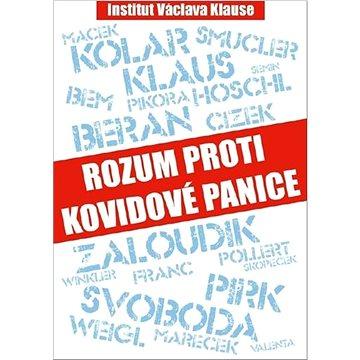 Rozum proti kovidové panice - Kniha