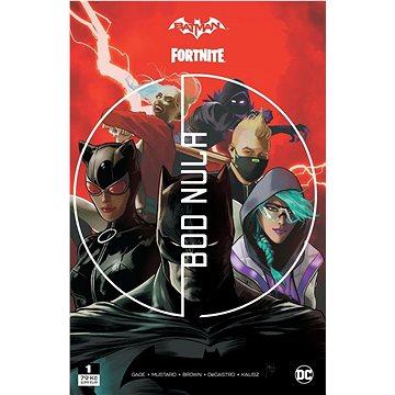 Batman: Fortnite Bod nula (1) - Kniha