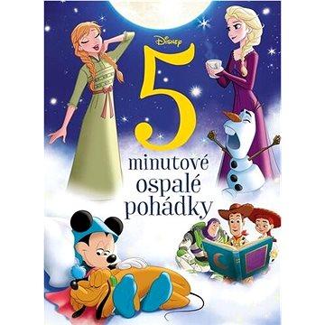 Disney - 5minutové ospalé pohádky - Kniha
