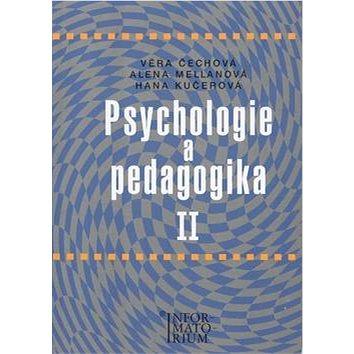 Psychologie a pedagogika II - Kniha