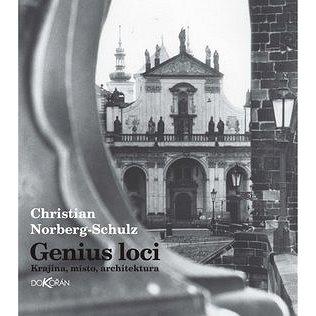 Genius loci: Krajina, místo, architektura - Kniha