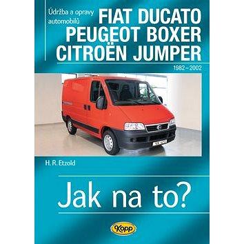 Ducato, Boxer, Jumper od 1982: Údržba a opravy automobilů č. 25