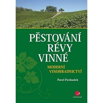 Pěstování révy vinné - Kniha