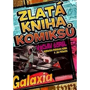 Zlatá kniha komiksů Galaxia
