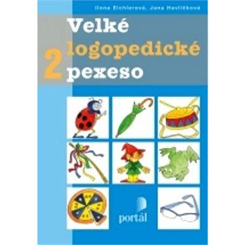 Velké logopedické pexeso 2 - Kniha