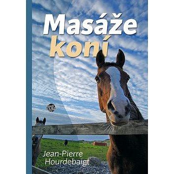 Masáže koní - Kniha