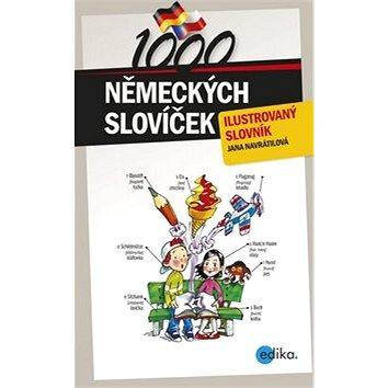 1000 německých slovíček: ilustrovaný slovník