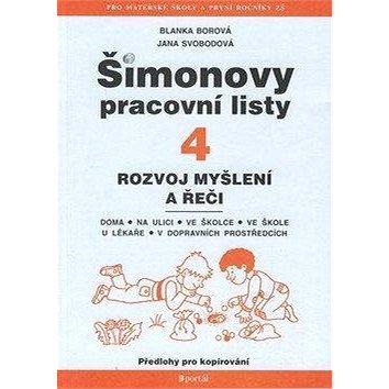 Šimonovy pracovní listy 4 - Kniha