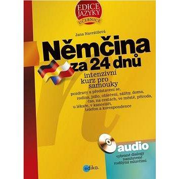Němčina za 24 dnů + CD