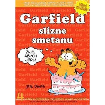 Garfield slízne smetanu: č. 4