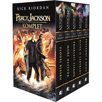 Percy Jackson Komplet 1-5