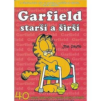 Garfield starší a širší
