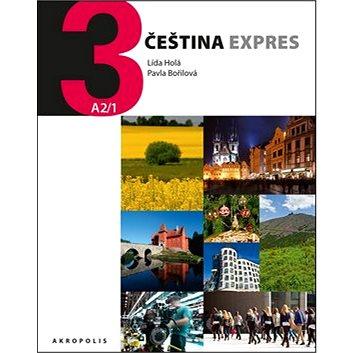 Čeština expres 3 (A2/1) + CD: německá verze