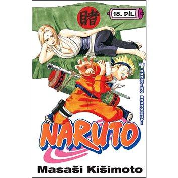 Naruto 18 Cunadino rozhodnutí