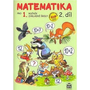 Matematika pro 1 ročník základní školy 2.díl